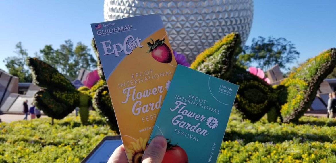 Foodie Guide To 2021 Taste Of EPCOT Flower & Garden Festival