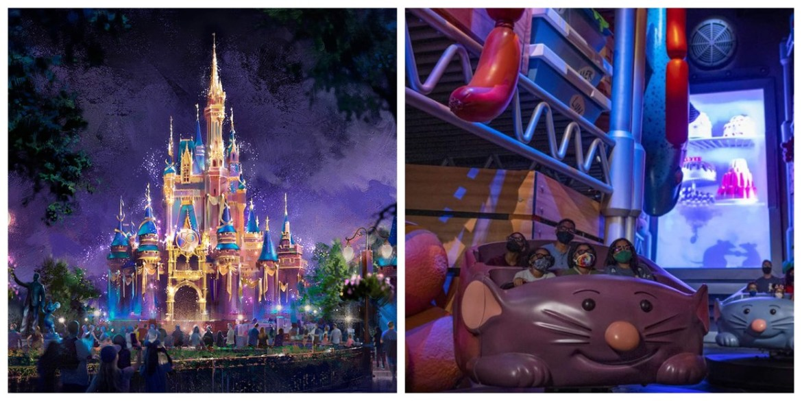 Everything coming to Disney World in 2021