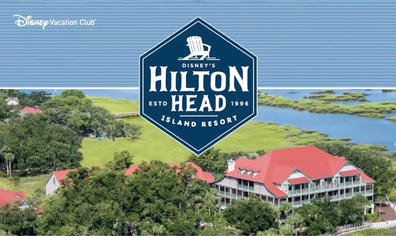 Disney's Hilton Head Island Resort Turns 25 Years Old!