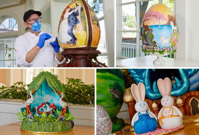 Guide to Tasty Easter Eats and Treats at Disney Parks 12