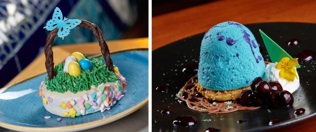 Guide to Tasty Easter Eats and Treats at Disney Parks 3