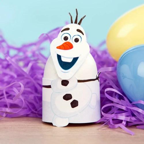 Olaf easer egg