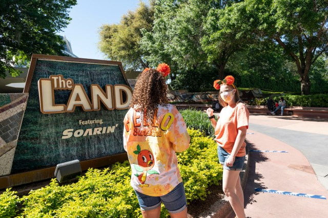 Top 10 Things for Adults to do at Taste of EPCOT International Flower & Garden Festival 5