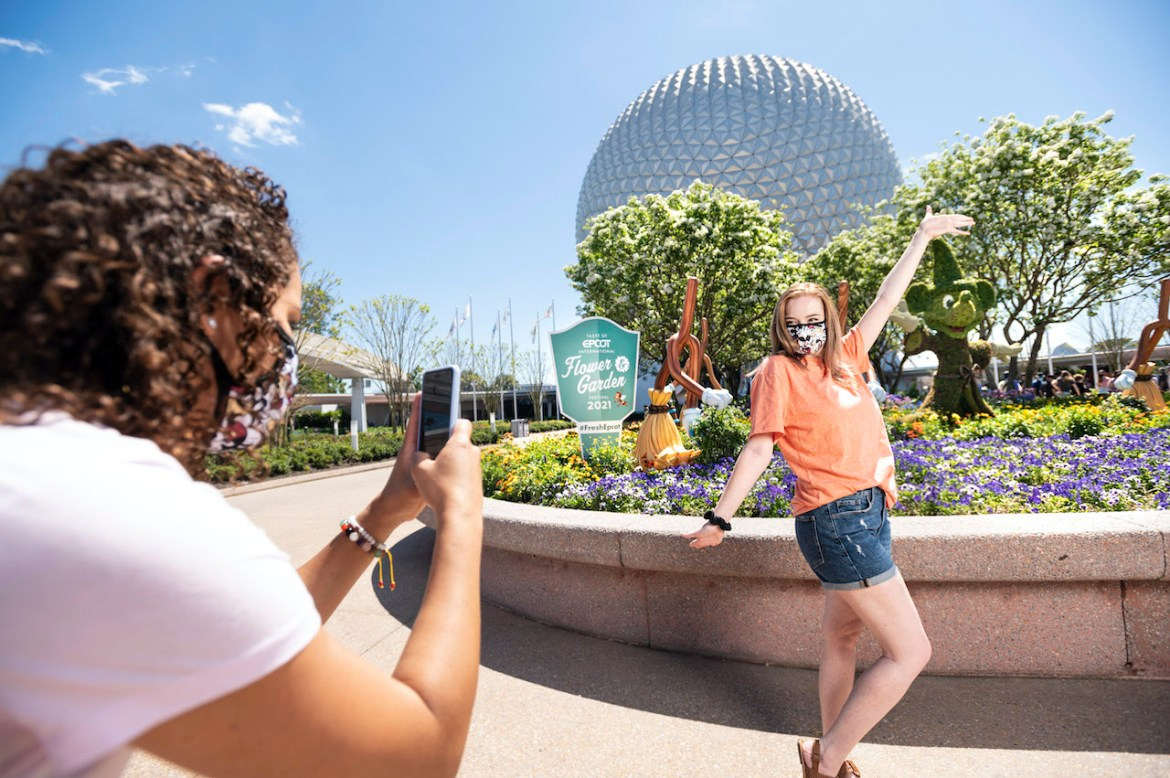10 Ways Adults Can Make the Most out of the Taste of EPCOT International Flower and Garden Festival!