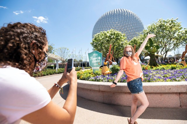 Top 10 Things for Adults to do at Taste of EPCOT International Flower & Garden Festival 1