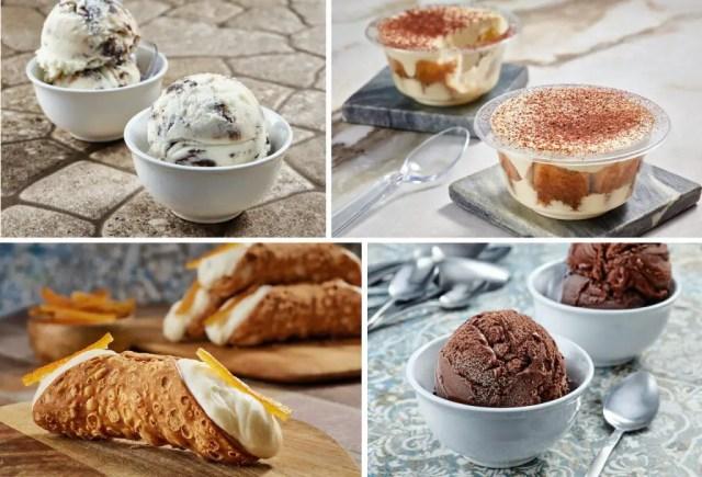 Epcot Italy gelato