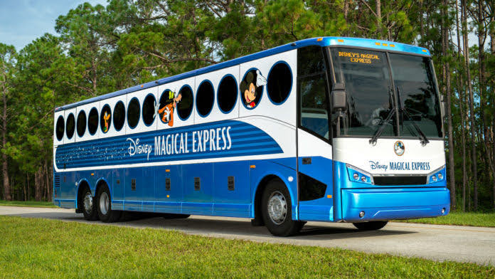 What is replacing Disney's Magical Express in 2022?