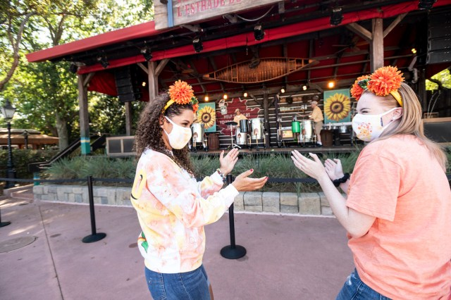 Top 10 Things for Adults to do at Taste of EPCOT International Flower & Garden Festival 10