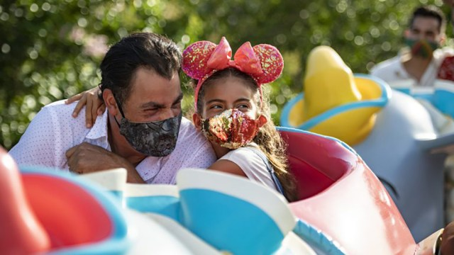 Tips for Young Families visiting Disneyland 2