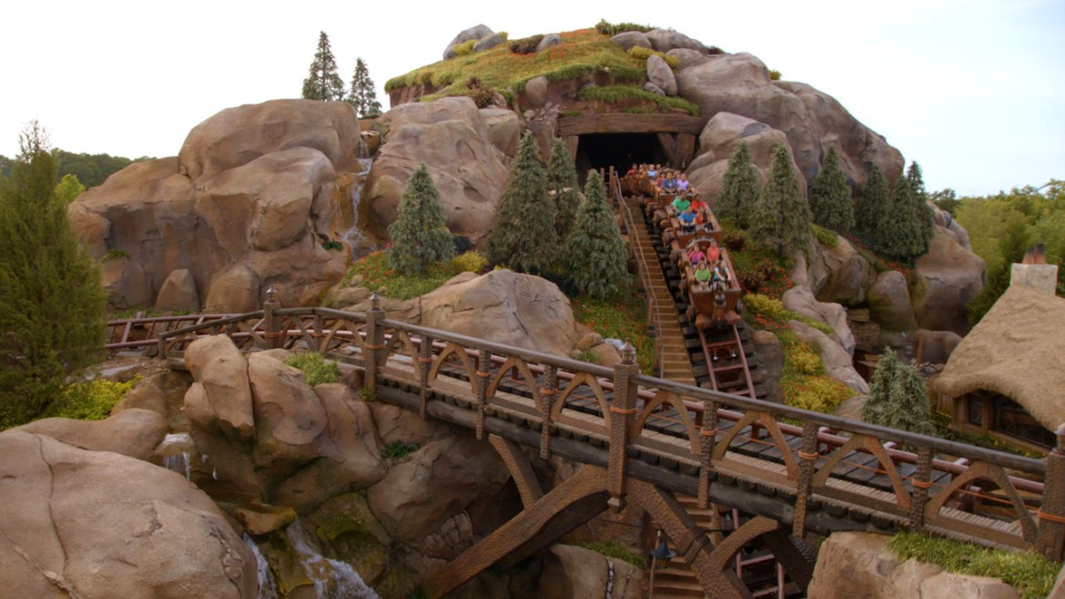 Celebrate the Seven Dwarfs Mine Train on its 7th Anniversary with these 7 Facts!