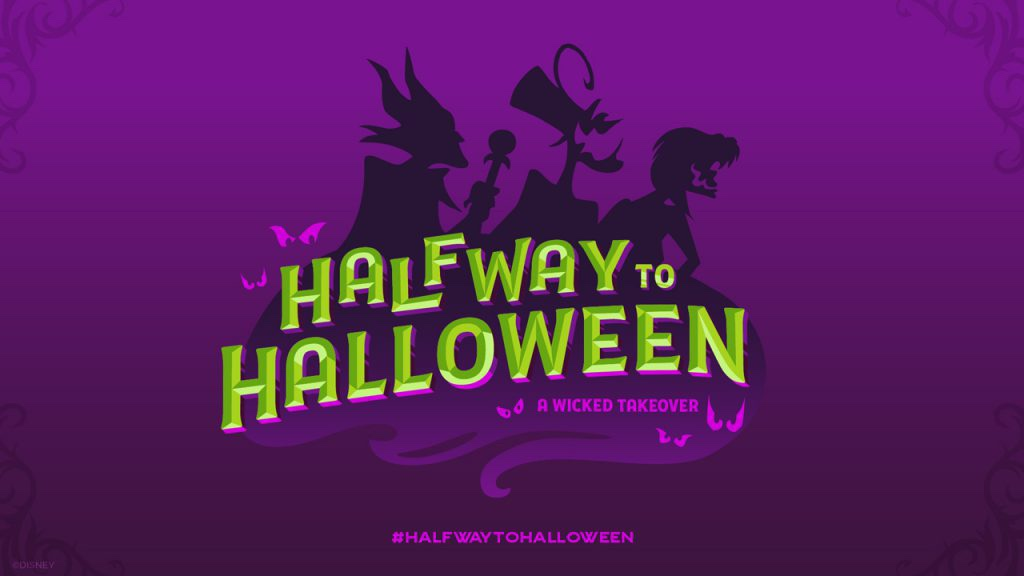 Roundup Of Halfway To Halloween Happenings At Disney Parks!