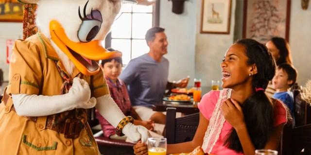 Character Dining Returns to Walt Disney World 1