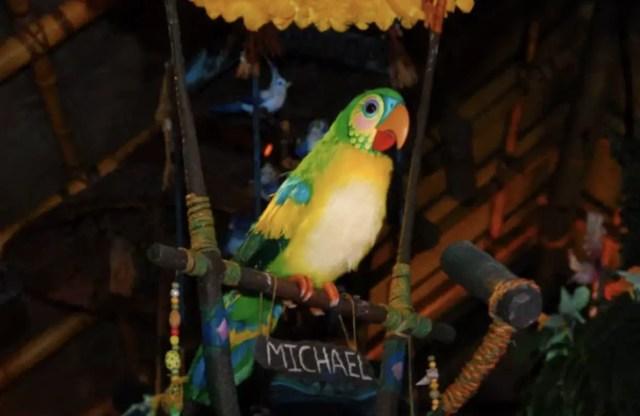 Celebrating the Anniversary of Disney's Enchanted Tiki Room 1