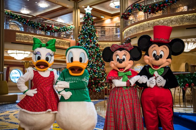 Holiday Cruises are Returning to Disney Cruise Line in 2022 3