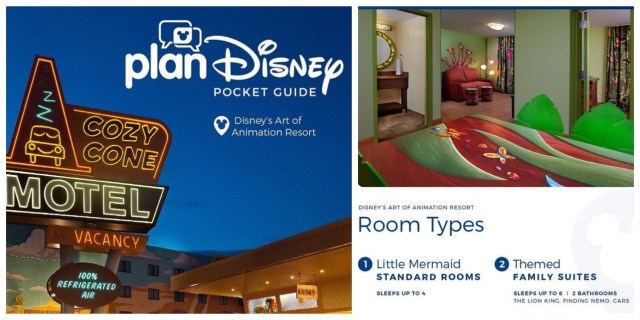 planDisney Introduces Disney Resort Pocket Guides to help plan your Stay 1