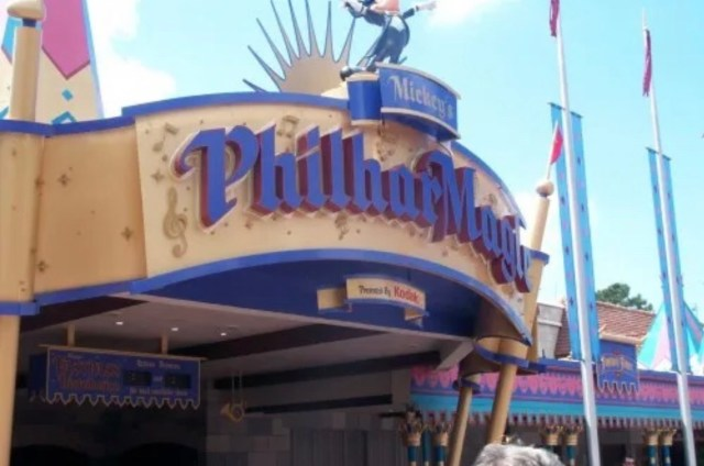 Celebrating the Past, Present, and Future of Mickey's PhilarMagic 1