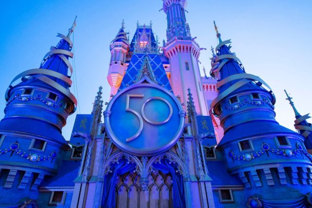 Disney World evening hours