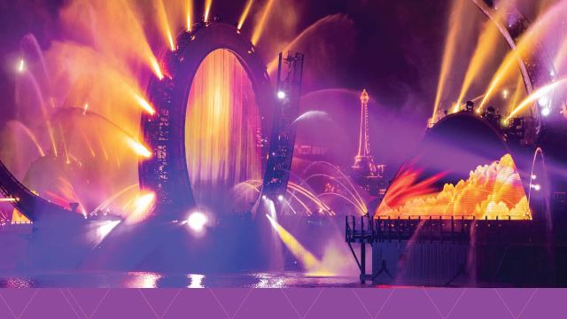 More Information about Epcot's new 'Harmonious' Nighttime Spectacular 1