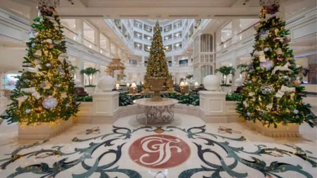Celebrate the Holidays at Walt Disney World starting November 12th 6