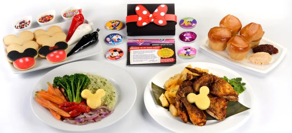 Have You Tried These Delicious Disney Family Night Dinner Experiences?