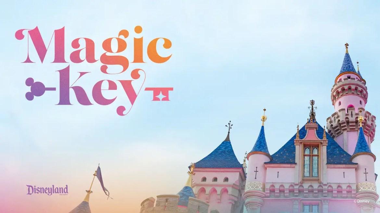 Disneyland Introduces new AP Program, Magic Key