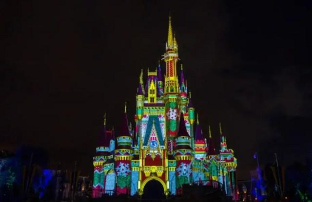 Celebrate the Holidays at Walt Disney World starting November 12th 2