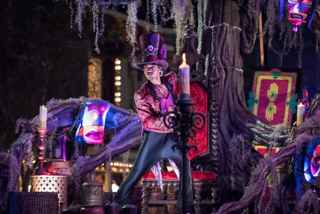 Dining and Dessert Packages Coming to Oogie Boogie Bash 2