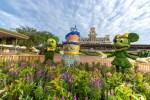 Magic Kingdom prepares for the Walt Disney World 50th Anniversary Celebration 1