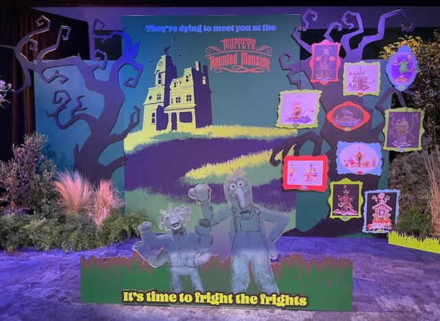 Celebrating the Muppets Haunted Mansion at the Disney Theme Parks 2