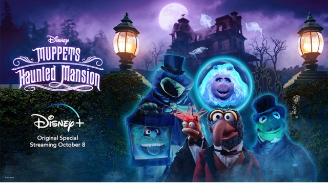 Celebrating the Muppets Haunted Mansion at the Disney Theme Parks 1