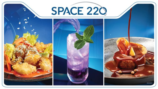 Epcot's Space 220 Restaurant is opening Soon 1