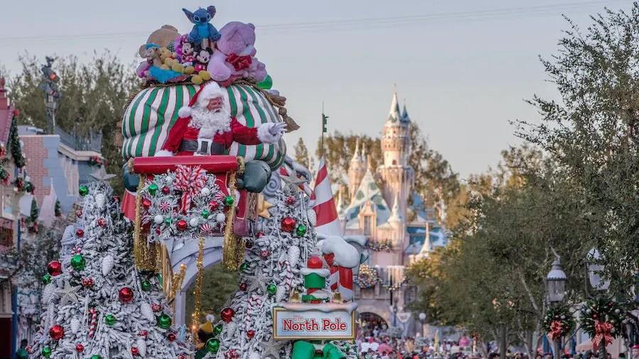 Holiday Magic Will Be Back At Disneyland On November 12!