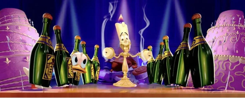 Celebrating the Anniversary of Mickey's PhilharMagic at Magic Kingdom