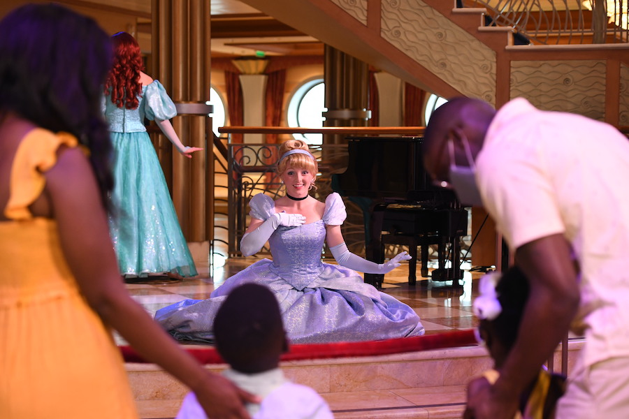 Disney Cruise Line offers Enchanting Entertainment for families 2