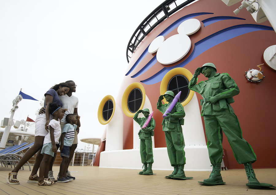 Disney Cruise Line offers Enchanting Entertainment for families 7
