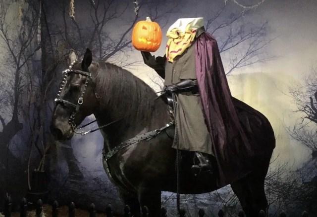 Disney Halloween: The Legend of Sleepy Hollow 1