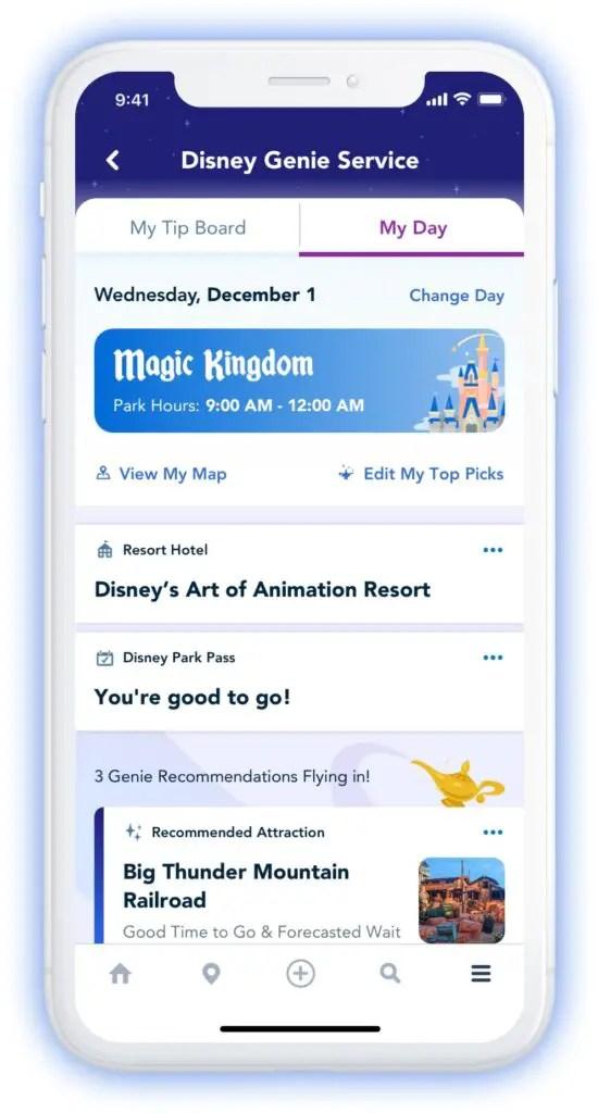 What is Disney Genie & Lightning Lane? 5