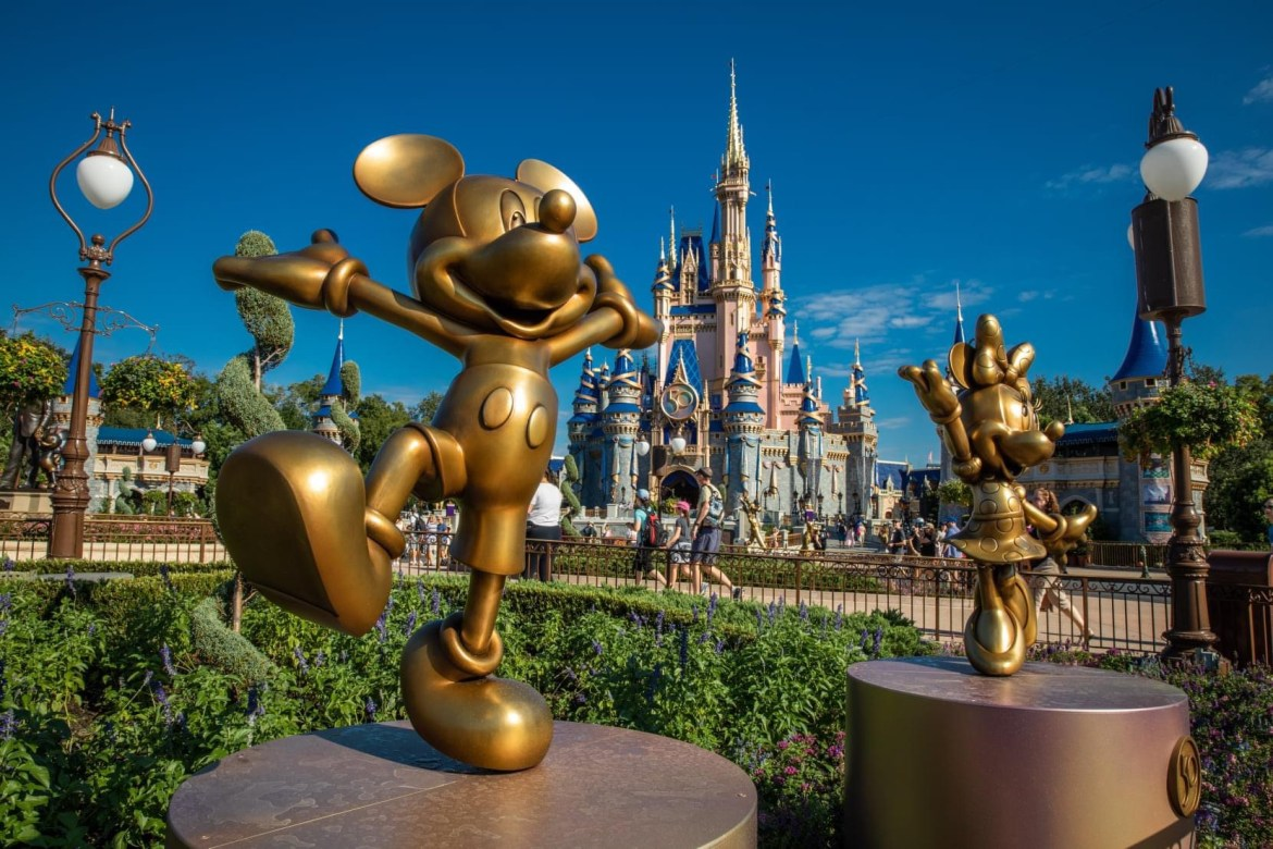 More Magic Is Coming For Walt Disney World 50th Anniversary!