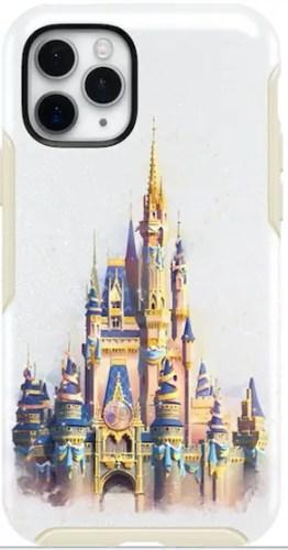 Disney World 50th cellphone case