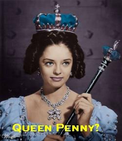 Queen Penny
