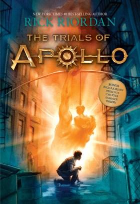 Trials of Apollo, The 3-Book Paperback Boxed Set