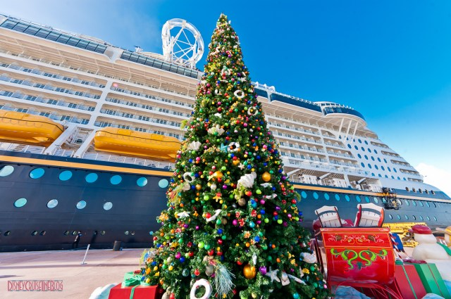 Disney Cruise Line Launches a Set Sail with Santa Sweepstakes ...