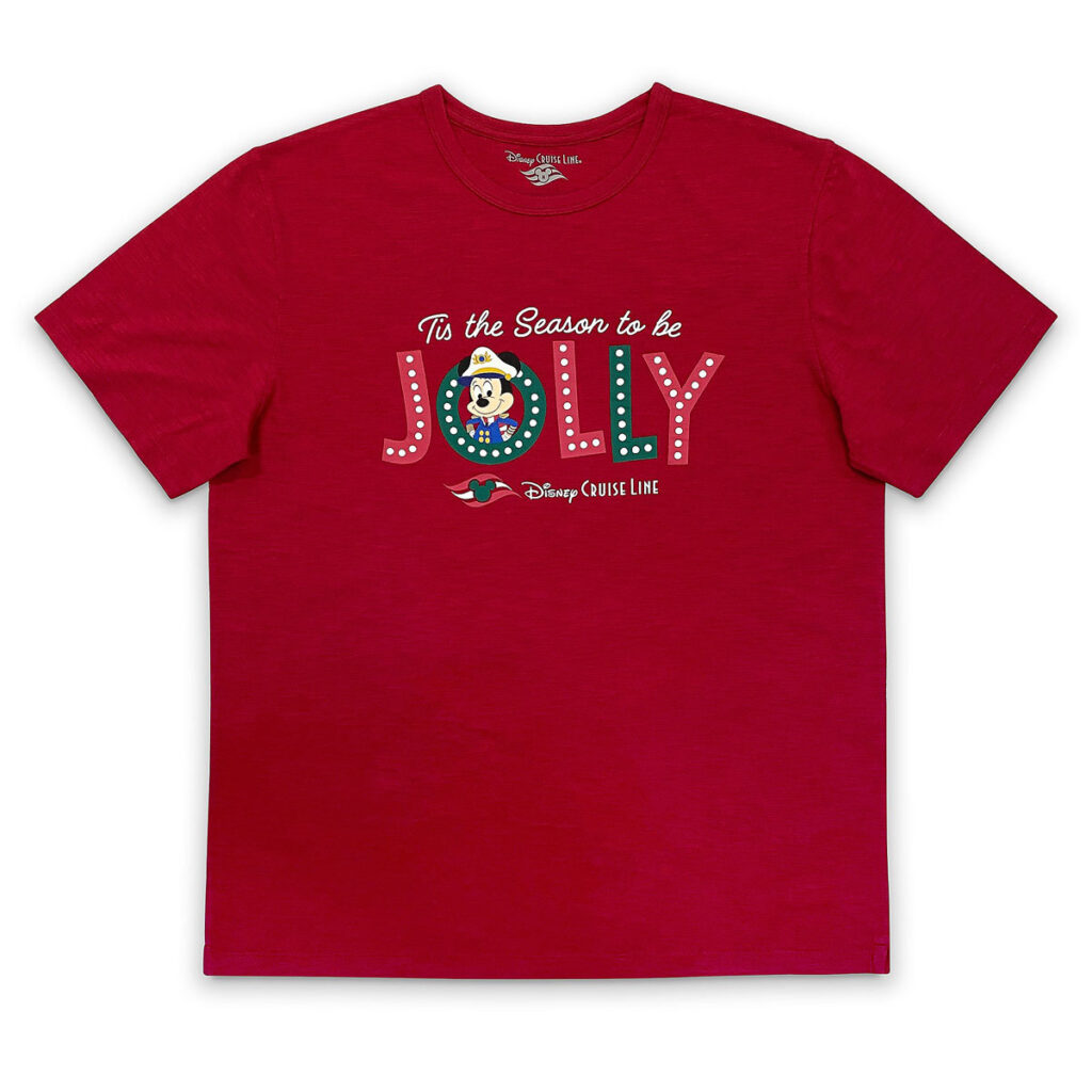 DCL Holiday Shirt Adult Front