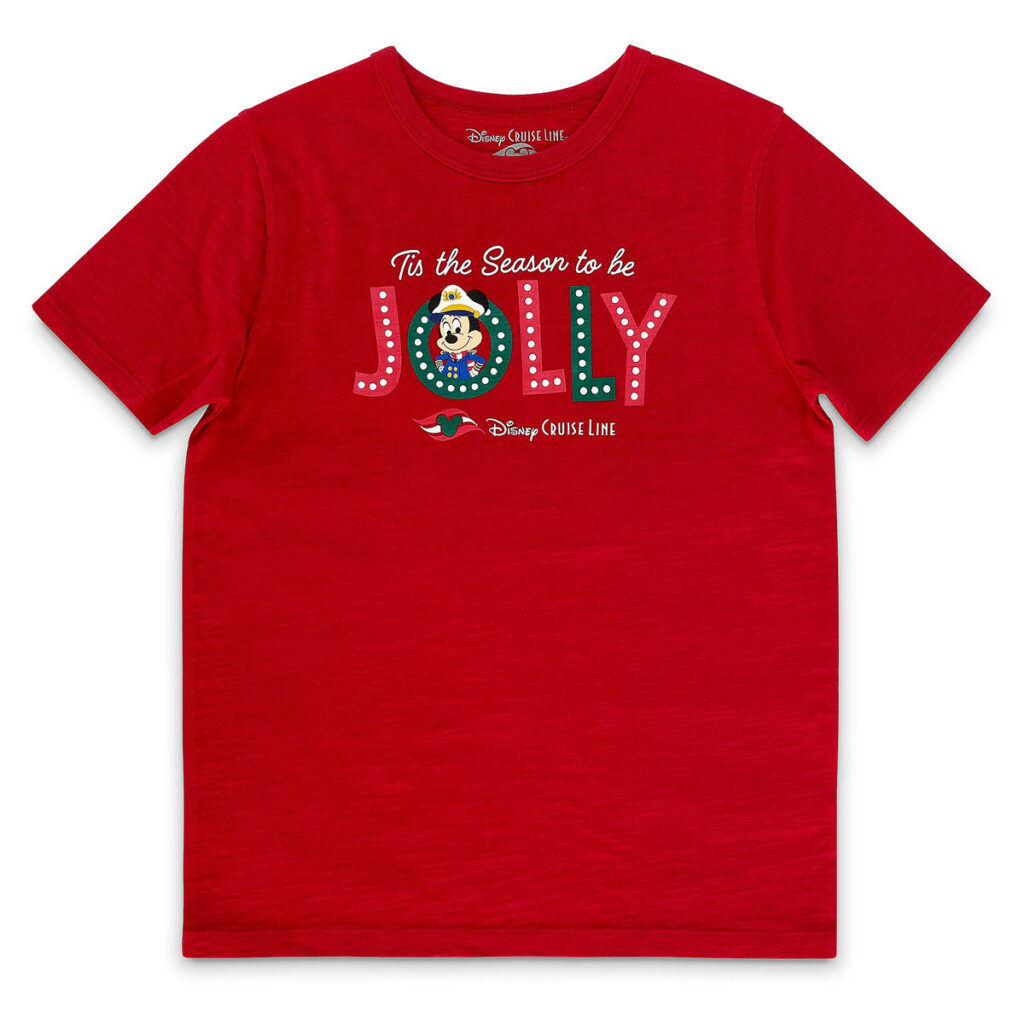 DCL Holiday Shirt Kids Front