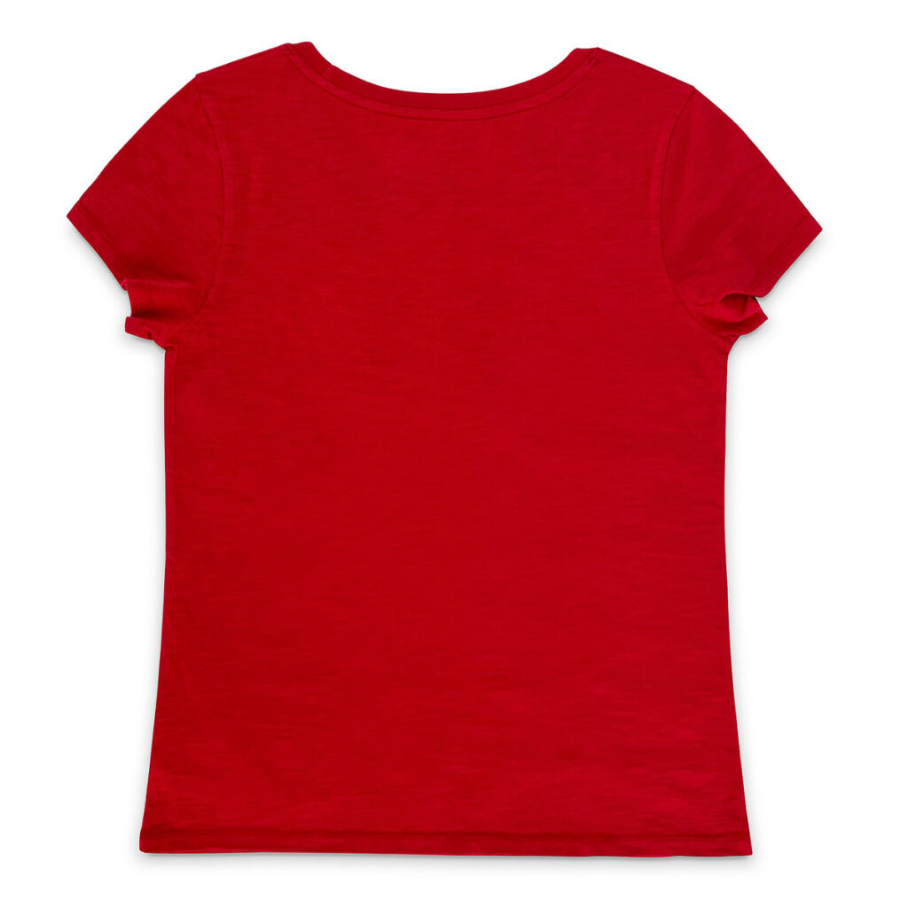 DCL Holiday Shirt Womens Back