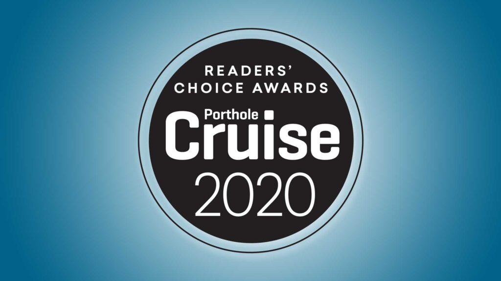 Porthole Cruise Readers Choice Awards 2020