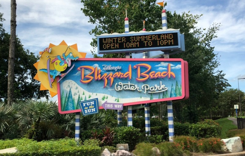 Episode 21 – Disney's Blizzard Beach 101