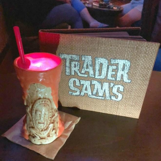 Interactive Dining - Trader Sams