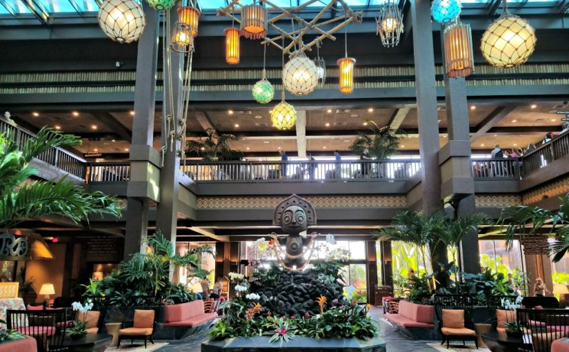Episode 29 – Polynesian Resort 101: Tips & Impressions