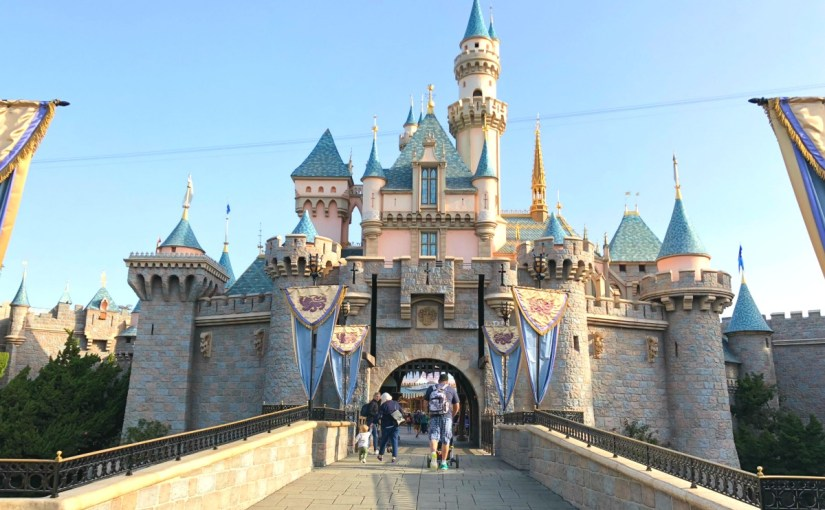 Episode 42 – Disneyland 101: Beginner Tips for the Happiest Place on Earth